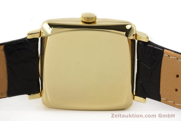 Used luxury watch IWC * 18 ct gold automatic Kal. C.8521  | 141661 08