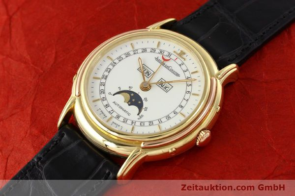 Used luxury watch Jaeger Le Coultre Odysseus 18 ct gold automatic Kal. 888/1 Ref. 170.7.84  | 141663 01