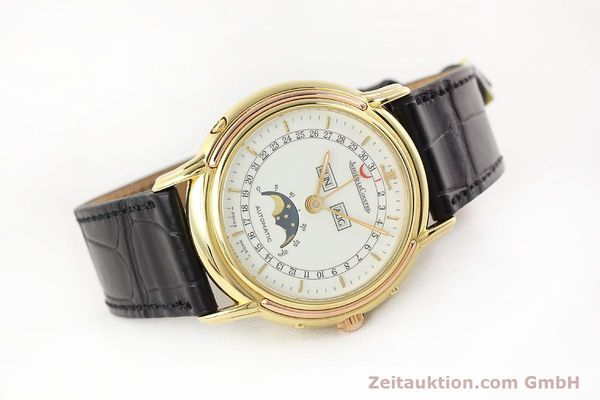 Used luxury watch Jaeger Le Coultre Odysseus 18 ct gold automatic Kal. 888/1 Ref. 170.7.84  | 141663 03