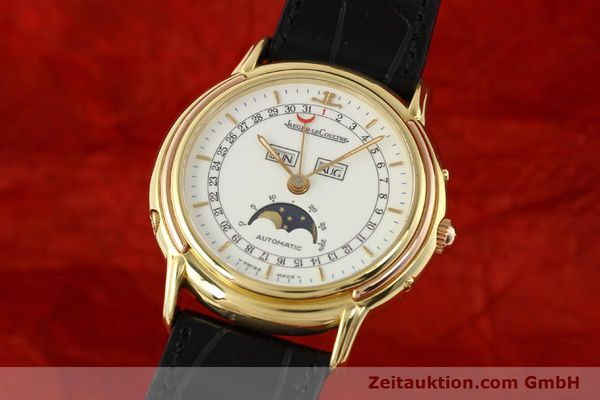 Used luxury watch Jaeger Le Coultre Odysseus 18 ct gold automatic Kal. 888/1 Ref. 170.7.84  | 141663 04