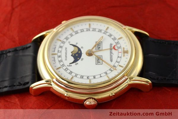 Used luxury watch Jaeger Le Coultre Odysseus 18 ct gold automatic Kal. 888/1 Ref. 170.7.84  | 141663 05