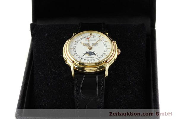 Used luxury watch Jaeger Le Coultre Odysseus 18 ct gold automatic Kal. 888/1 Ref. 170.7.84  | 141663 07