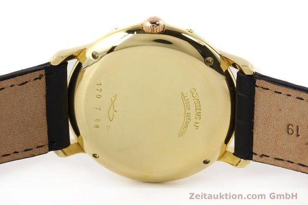 Used luxury watch Jaeger Le Coultre Odysseus 18 ct gold automatic Kal. 888/1 Ref. 170.7.84  | 141663 08