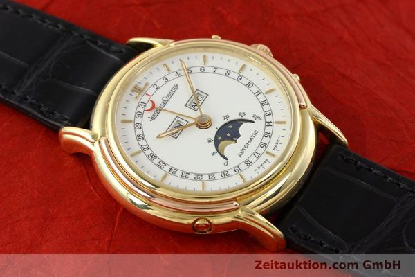 Used luxury watch Jaeger Le Coultre Odysseus 18 ct gold automatic Kal. 888/1 Ref. 170.7.84  | 141663 15