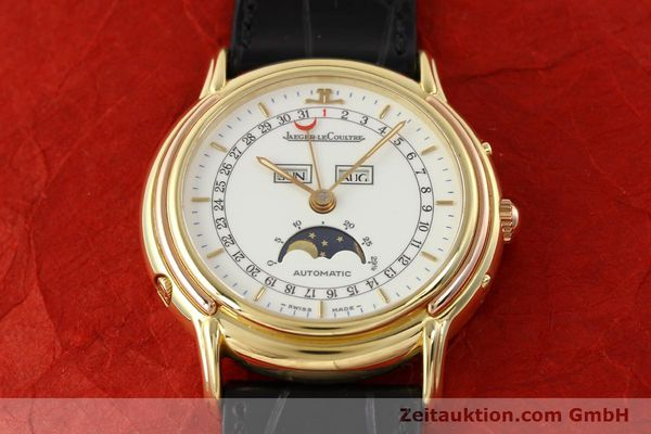 Used luxury watch Jaeger Le Coultre Odysseus 18 ct gold automatic Kal. 888/1 Ref. 170.7.84  | 141663 16