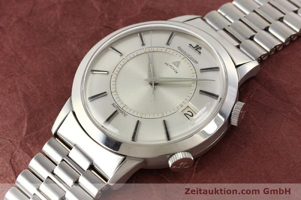 Used luxury watch Jaeger Le Coultre Memovox steel automatic Kal. K825  | 141667 01