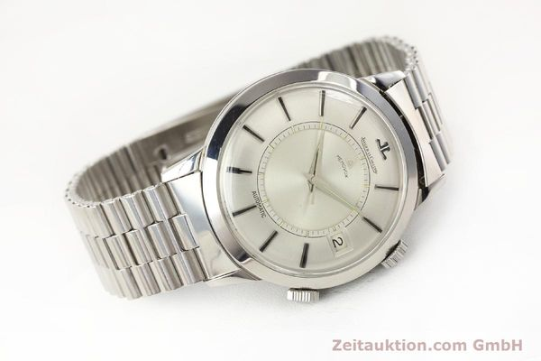 Used luxury watch Jaeger Le Coultre Memovox steel automatic Kal. K825  | 141667 03