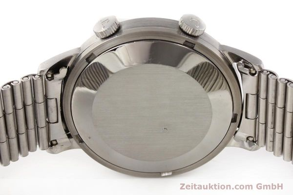 Used luxury watch Jaeger Le Coultre Memovox steel automatic Kal. K825  | 141667 08