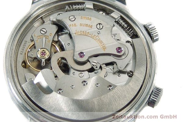 Used luxury watch Jaeger Le Coultre Memovox steel automatic Kal. K825  | 141667 10