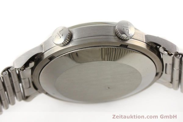 Used luxury watch Jaeger Le Coultre Memovox steel automatic Kal. K825  | 141667 11