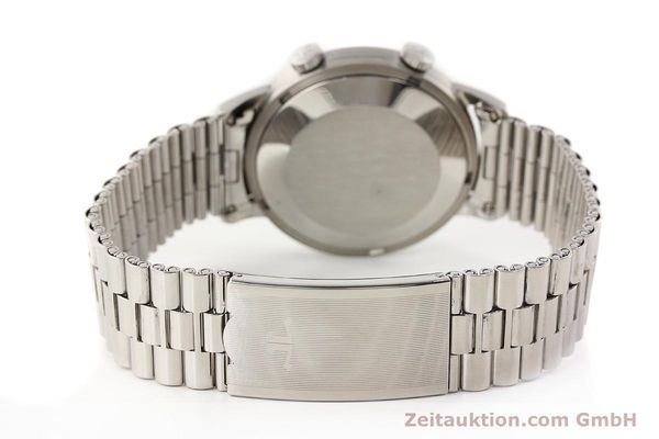 Used luxury watch Jaeger Le Coultre Memovox steel automatic Kal. K825  | 141667 12