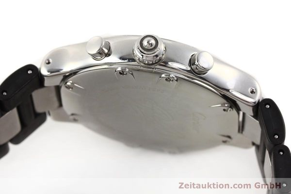 Used luxury watch Cartier Chronoscaph 21 steel quartz Kal. 272 ETA 251272  | 141670 08