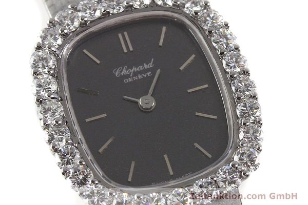 Used luxury watch Chopard * 18 ct white gold manual winding Ref. 5028  | 141672 02