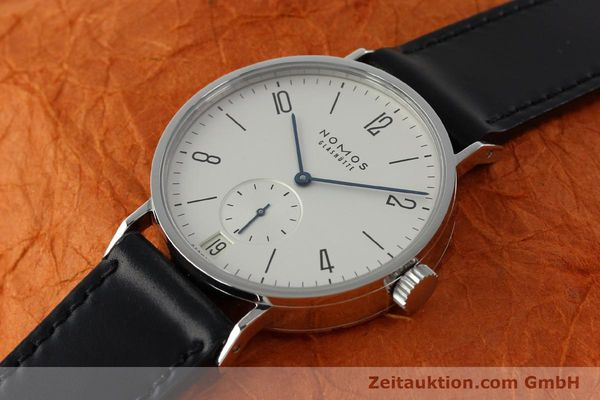 Used luxury watch Nomos Tangomat steel automatic  | 141673 01