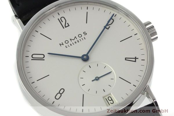 Used luxury watch Nomos Tangomat steel automatic  | 141673 02