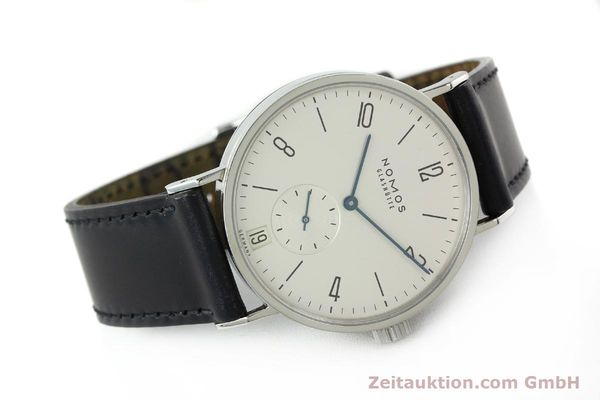 Used luxury watch Nomos Tangomat steel automatic  | 141673 03