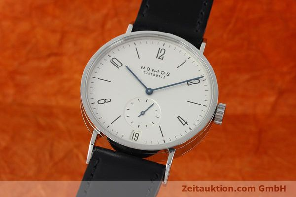 Used luxury watch Nomos Tangomat steel automatic  | 141673 04