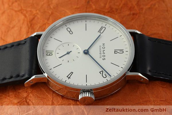 Used luxury watch Nomos Tangomat steel automatic  | 141673 05