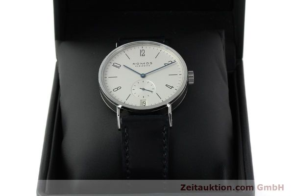 Used luxury watch Nomos Tangomat steel automatic  | 141673 07