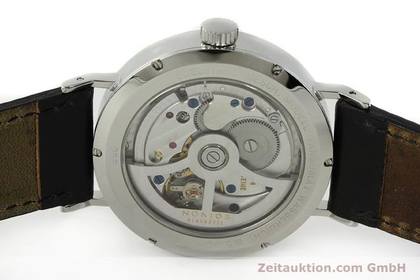 Used luxury watch Nomos Tangomat steel automatic  | 141673 09