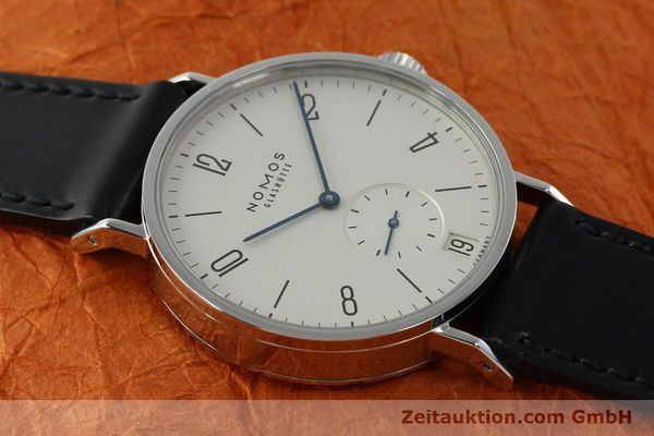 Used luxury watch Nomos Tangomat steel automatic  | 141673 14
