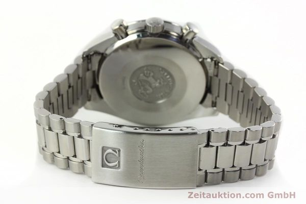 Used luxury watch Omega Speedmaster chronograph steel automatic Kal. 1143 ETA 2890A2 Ref. 35105000  | 141674 13