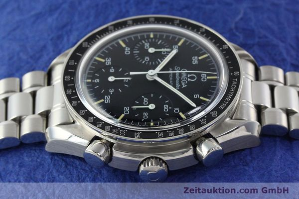 Used luxury watch Omega Speedmaster chronograph steel automatic Kal. 1143 ETA 2890A2  | 141678 05
