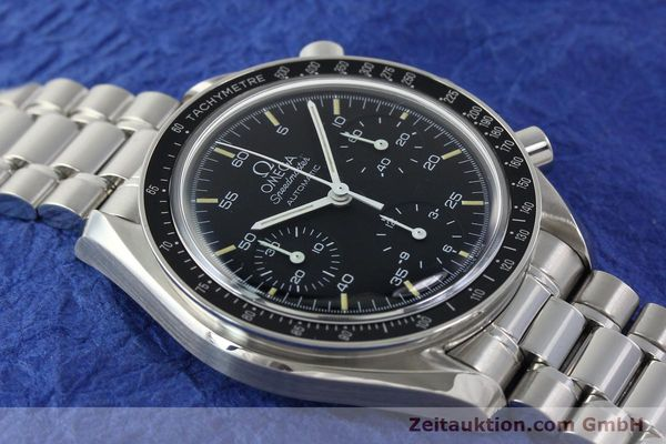 Used luxury watch Omega Speedmaster chronograph steel automatic Kal. 1143 ETA 2890A2  | 141678 15