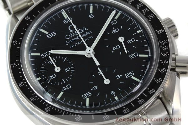 Used luxury watch Omega Speedmaster chronograph steel automatic Kal. 1143 ETA 2890A2 Ref. 35105000  | 141679 02