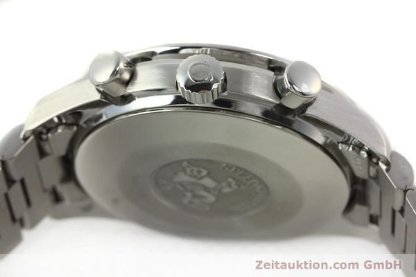 Used luxury watch Omega Speedmaster chronograph steel automatic Kal. 1143 ETA 2890A2 Ref. 35105000  | 141679 11