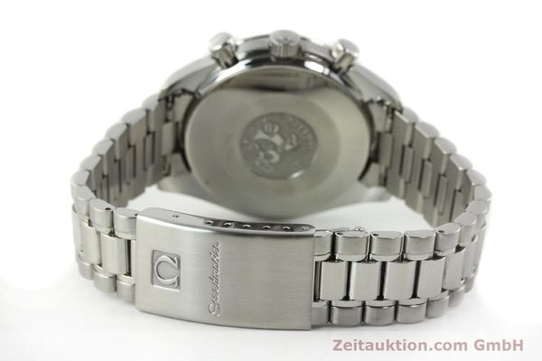 Used luxury watch Omega Speedmaster chronograph steel automatic Kal. 1143 ETA 2890A2 Ref. 35105000  | 141679 12