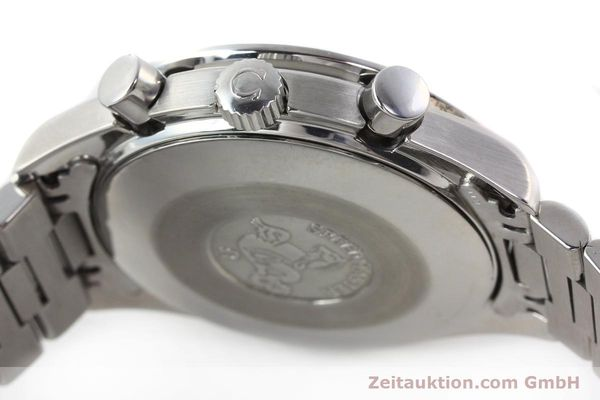 Used luxury watch Omega Speedmaster chronograph steel automatic Kal. 1140 ETA 2890-2  | 141681 11