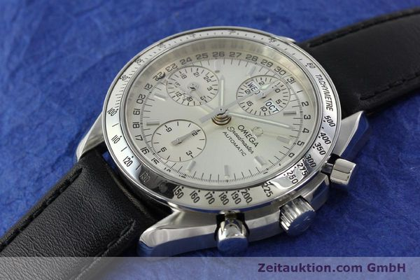Used luxury watch Omega Speedmaster chronograph steel automatic Kal. 1151 Ref. 175.0084  | 141685 01