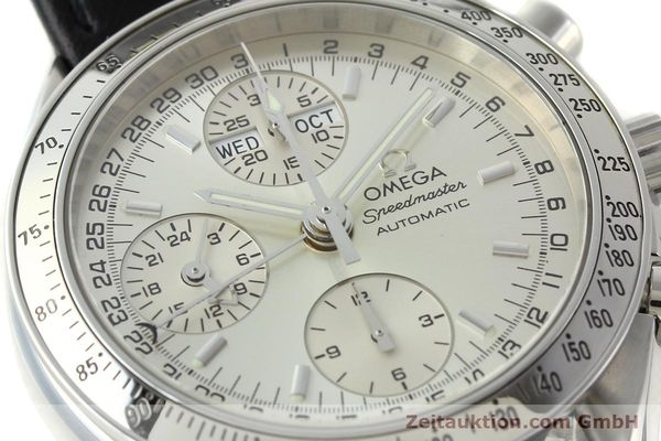Used luxury watch Omega Speedmaster chronograph steel automatic Kal. 1151 Ref. 175.0084  | 141685 02
