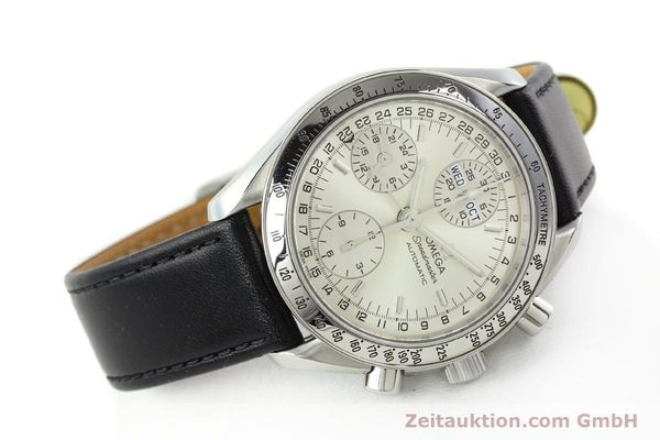 Used luxury watch Omega Speedmaster chronograph steel automatic Kal. 1151 Ref. 175.0084  | 141685 03