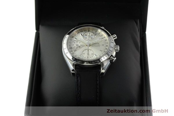 Used luxury watch Omega Speedmaster chronograph steel automatic Kal. 1151 Ref. 175.0084  | 141685 07