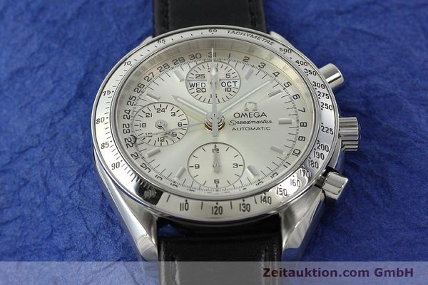 Used luxury watch Omega Speedmaster chronograph steel automatic Kal. 1151 Ref. 175.0084  | 141685 14