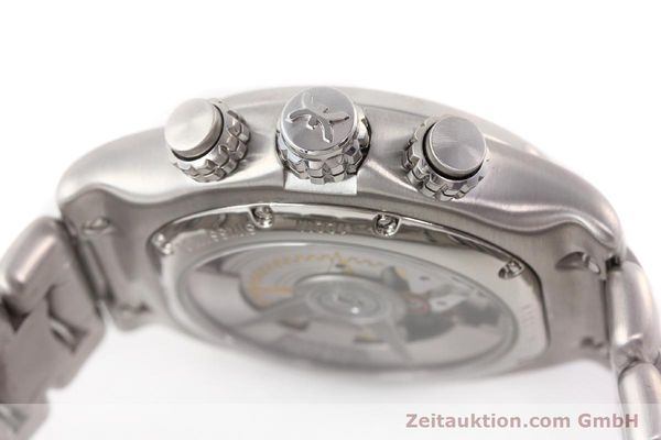 Used luxury watch Ebel 1911 steel automatic Kal. E240 Ref. E9240L70  | 141691 08