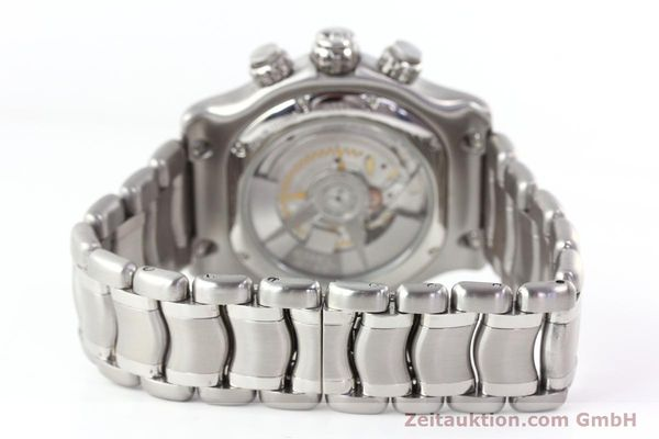 Used luxury watch Ebel 1911 steel automatic Kal. E240 Ref. E9240L70  | 141691 11