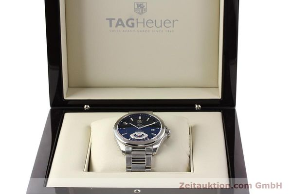 Used luxury watch Tag Heuer Carrera steel automatic Kal. 6 ETA 2895-2 Ref. WAV511A  | 141694 07