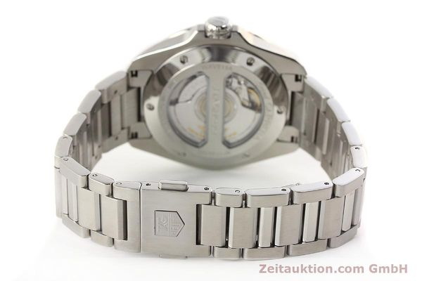 Used luxury watch Tag Heuer Carrera steel automatic Kal. 6 ETA 2895-2 Ref. WAV511A  | 141694 12