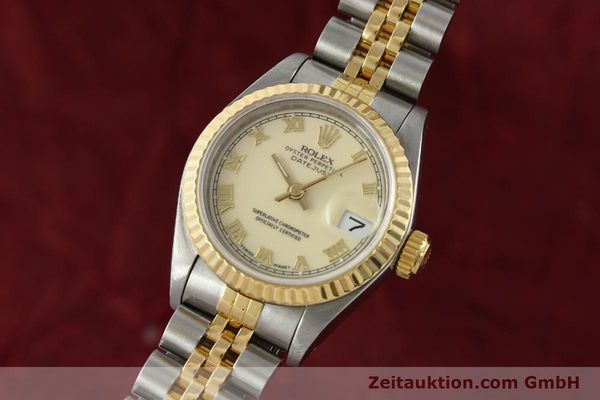 Used luxury watch Rolex Lady Datejust steel / gold automatic Kal. 2135 Ref. 69173  | 141695 04