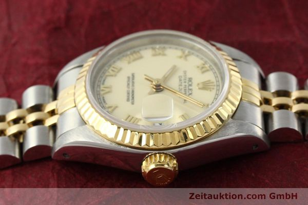 Used luxury watch Rolex Lady Datejust steel / gold automatic Kal. 2135 Ref. 69173  | 141695 05