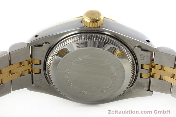 Used luxury watch Rolex Lady Datejust steel / gold automatic Kal. 2135 Ref. 69173  | 141695 08