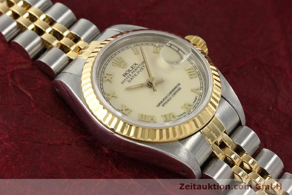 Used luxury watch Rolex Lady Datejust steel / gold automatic Kal. 2135 Ref. 69173  | 141695 15