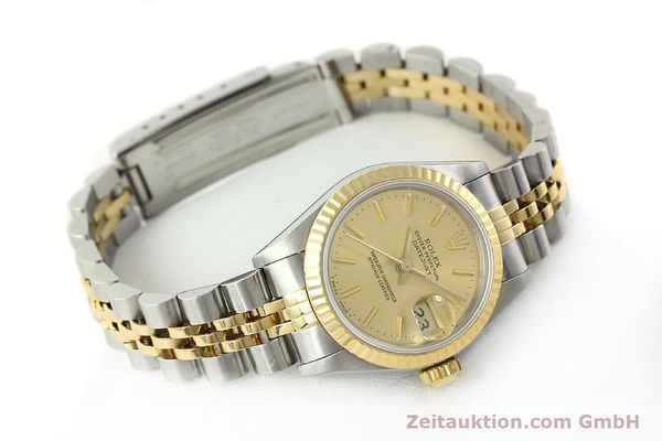 Used luxury watch Rolex Lady Datejust steel / gold automatic Kal. 2135 Ref. 69173  | 141697 03