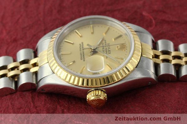 Used luxury watch Rolex Lady Datejust steel / gold automatic Kal. 2135 Ref. 69173  | 141697 05