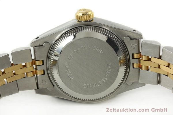 Used luxury watch Rolex Lady Datejust steel / gold automatic Kal. 2135 Ref. 69173  | 141697 08