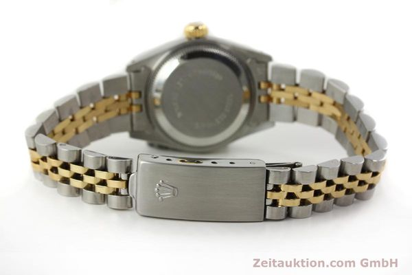 Used luxury watch Rolex Lady Datejust steel / gold automatic Kal. 2135 Ref. 69173  | 141697 12