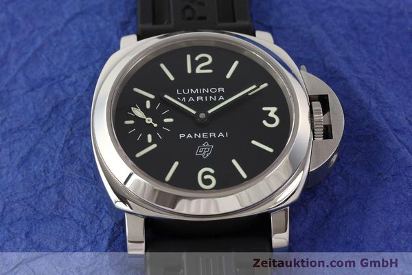 Used luxury watch Panerai Luminor Marina steel manual winding Kal. ETA 6497-2 Ref. OP6728  | 141700 18